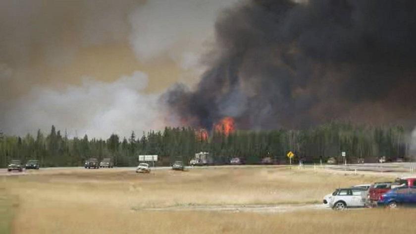 A Horrific HeatWave Wreaked Canada